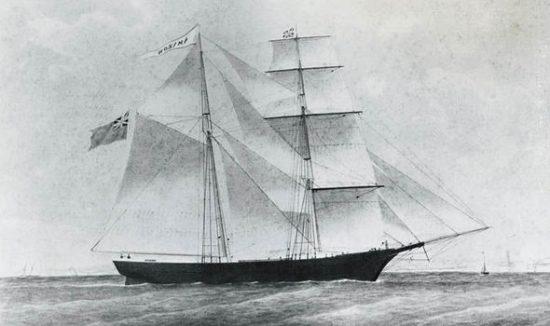 Mary Celeste_brigantine