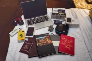 Favorite gadgets to pack for the sea voyage