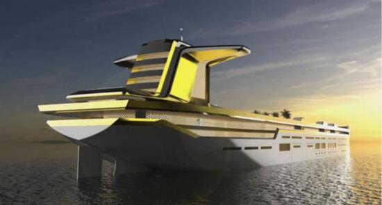 Tanker - Megayacht_ Imara Concept