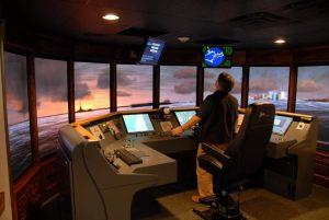 Bridge Simulator Course