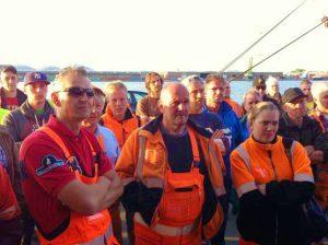 Seafarers Lock Out