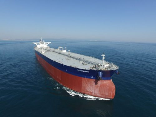 Very Large Crude Oil Carrier