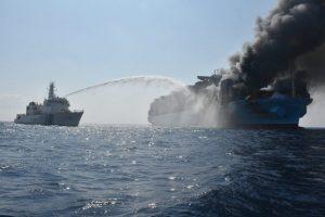 MV Maersk Mohan