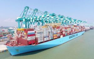 MV Mumbai Maersk