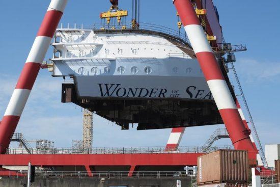 Wonder of the Sea arriving 2021