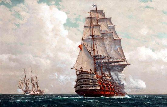 Spanish ship Nuestra Señora de la Santísima Trinidad