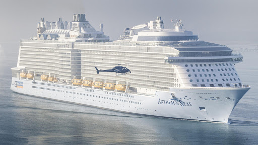 Anthem of the Seas_Cruise Ship