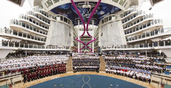Harmony of the Seas_Cruise Ship