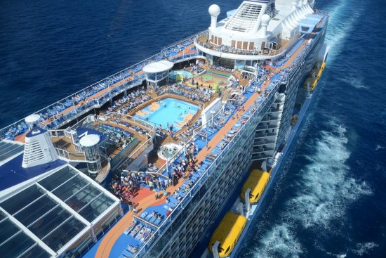 Quantum of the Seas_Cruise Ship