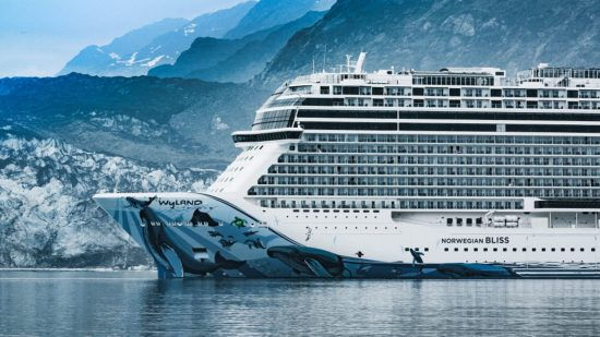 Norwegian Bliss_Cruise Ship