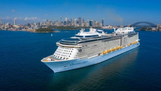 Ovation of the Seas_Cruise Ship
