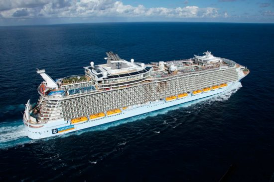 Symphony of the Seas_Cruise Ship