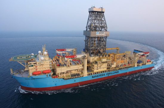 Drillship Maersk-Viking