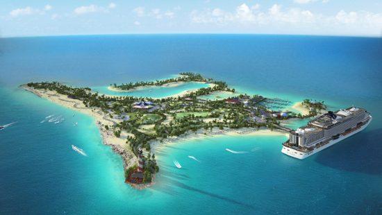 Ocean Cay MSC