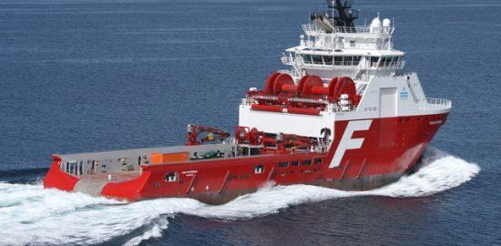 AHTS Ship
