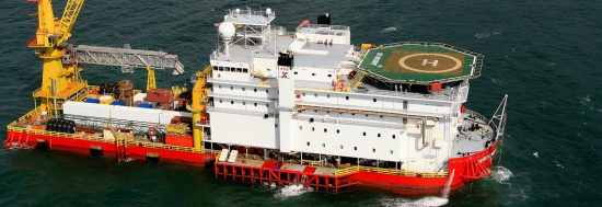 Offshore Accommodation Vessel