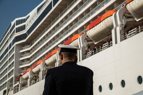 Chief Steward for Cruise Liner