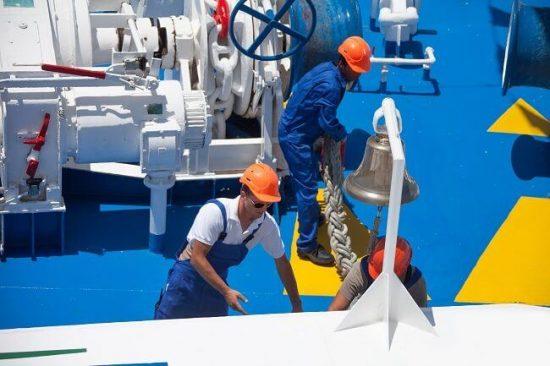 seafarers working