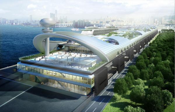 аэропорт каи так в гонг-конге