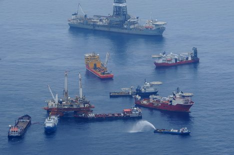 offshore work